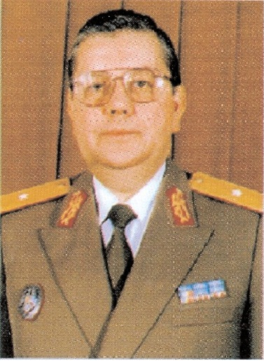 General Marian Rotaru - Pavaza Carpatilor
