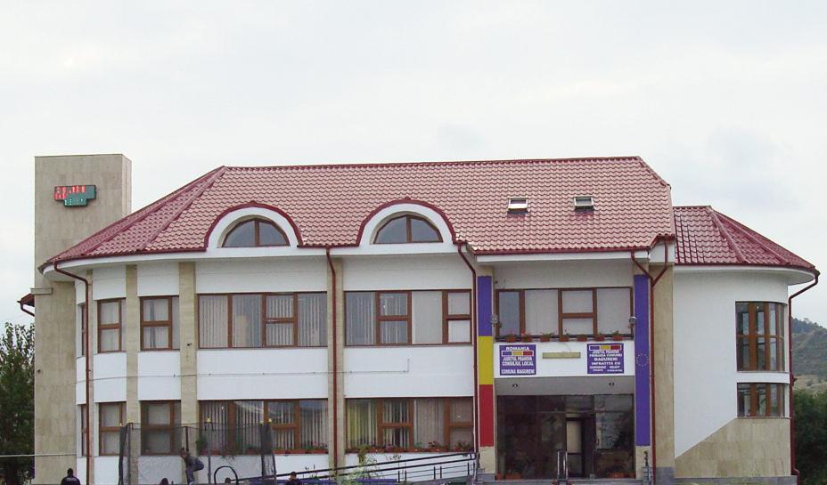 Primaria Magureni