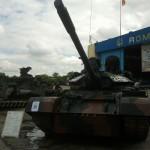 BSDA 2014 Tanc Romania