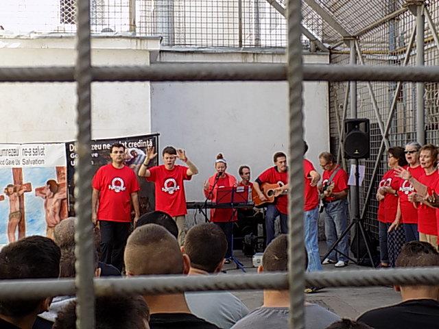 Voluntariat muzical penit