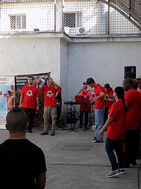 Voluntariat muzical.