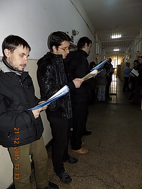 ASCOR recital Penitenciar Ploiesti