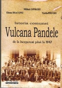 Vulcana Pandele Monografie