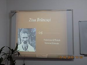 Ziua Brancusi
