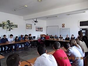 Școala Altfel la Penitenciarul Ploiești –Să știi mai multe, să fii mai bun