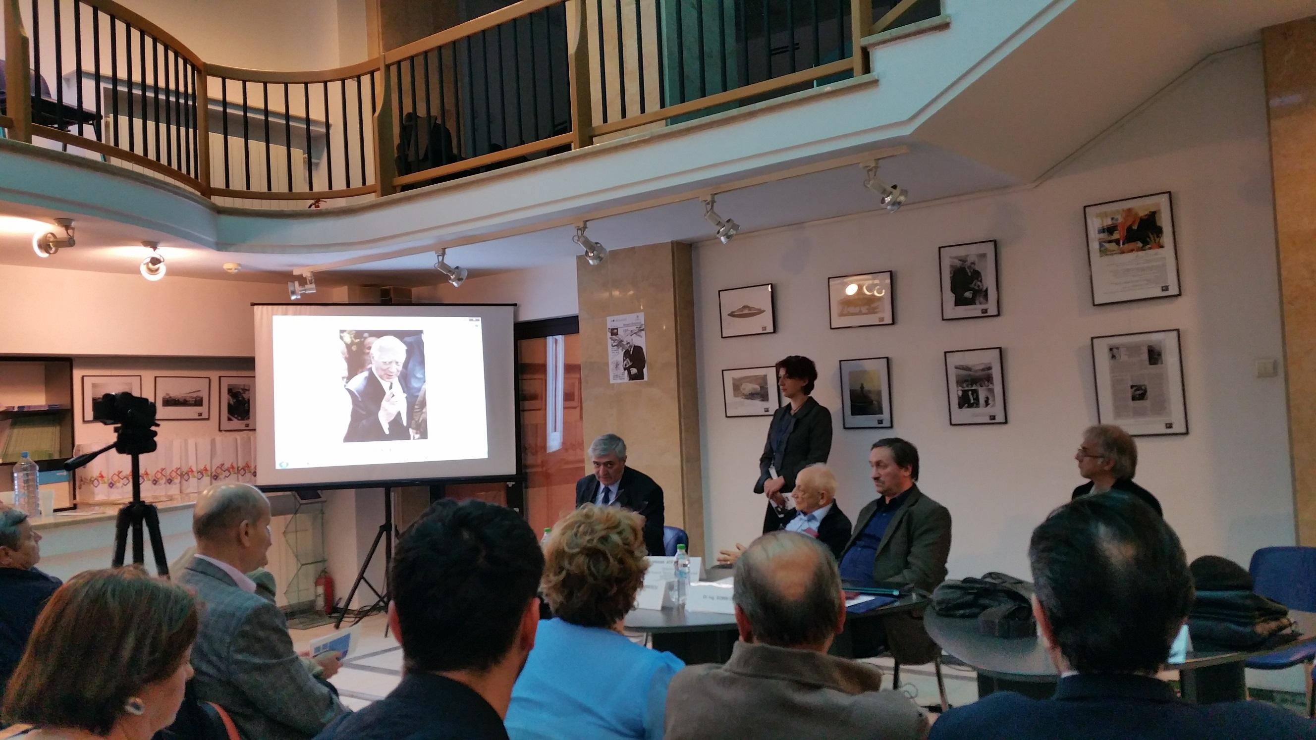 Seminar Henri Coanda.