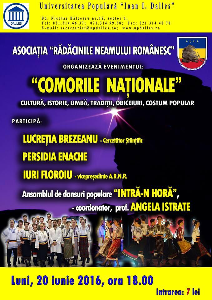 Comorile nationale