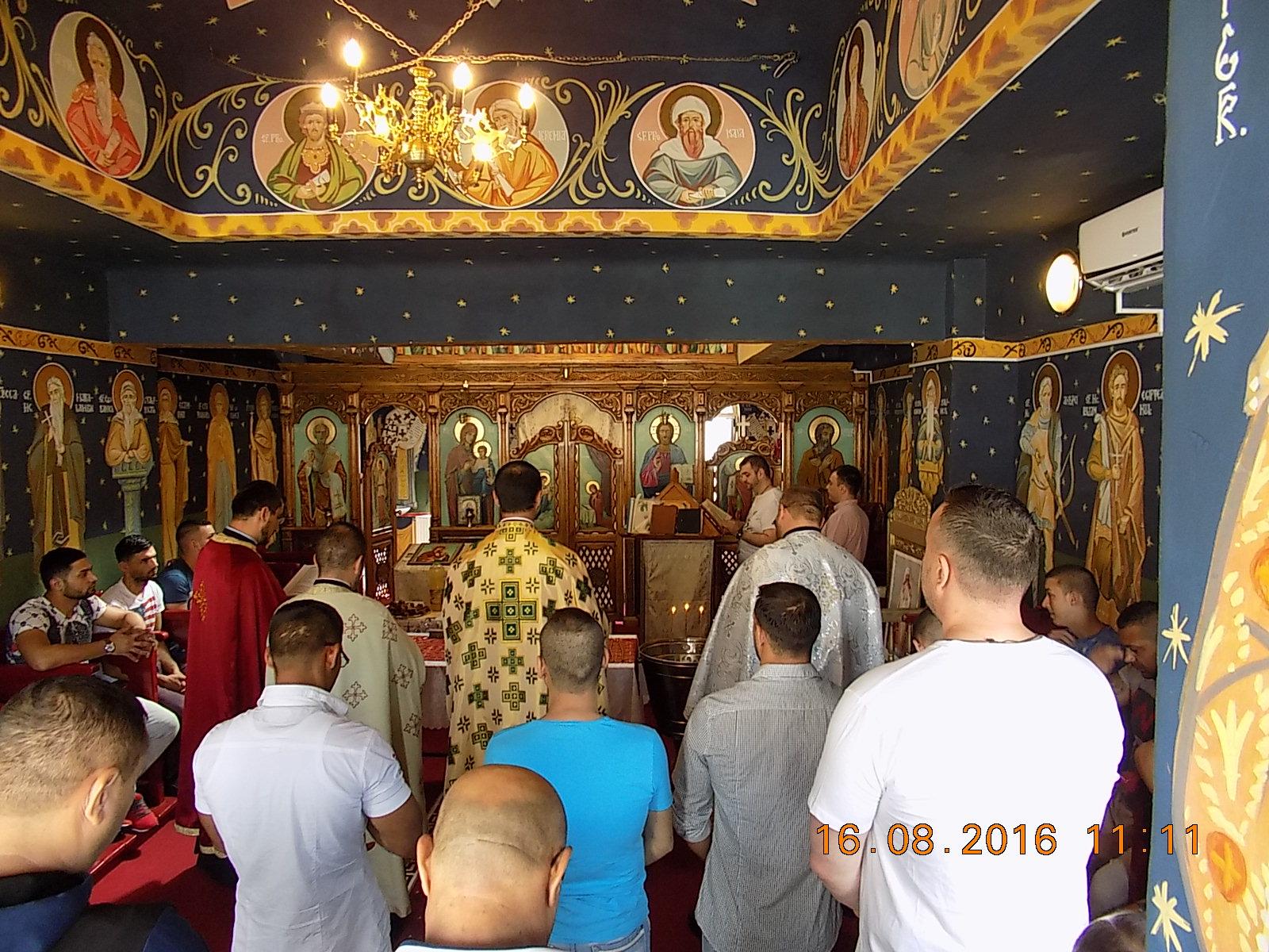Sfânta Taină a Botezului