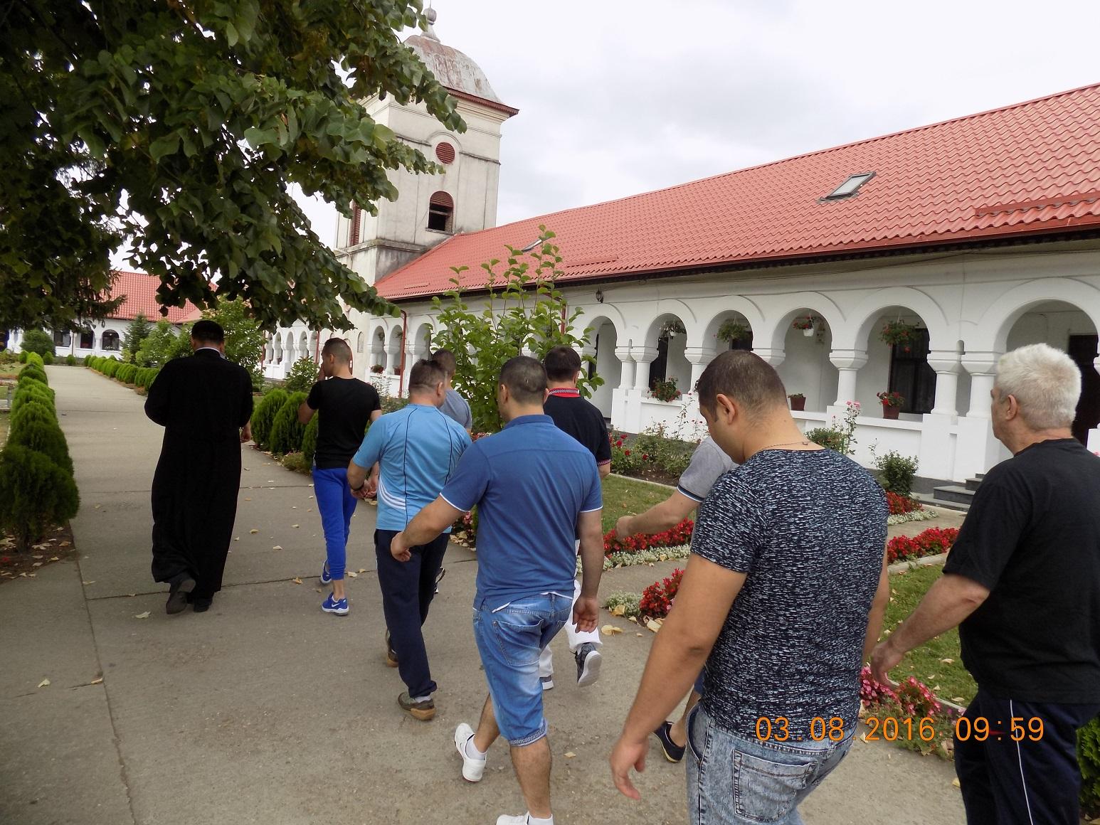 Vizita Manastirea Ghighiu