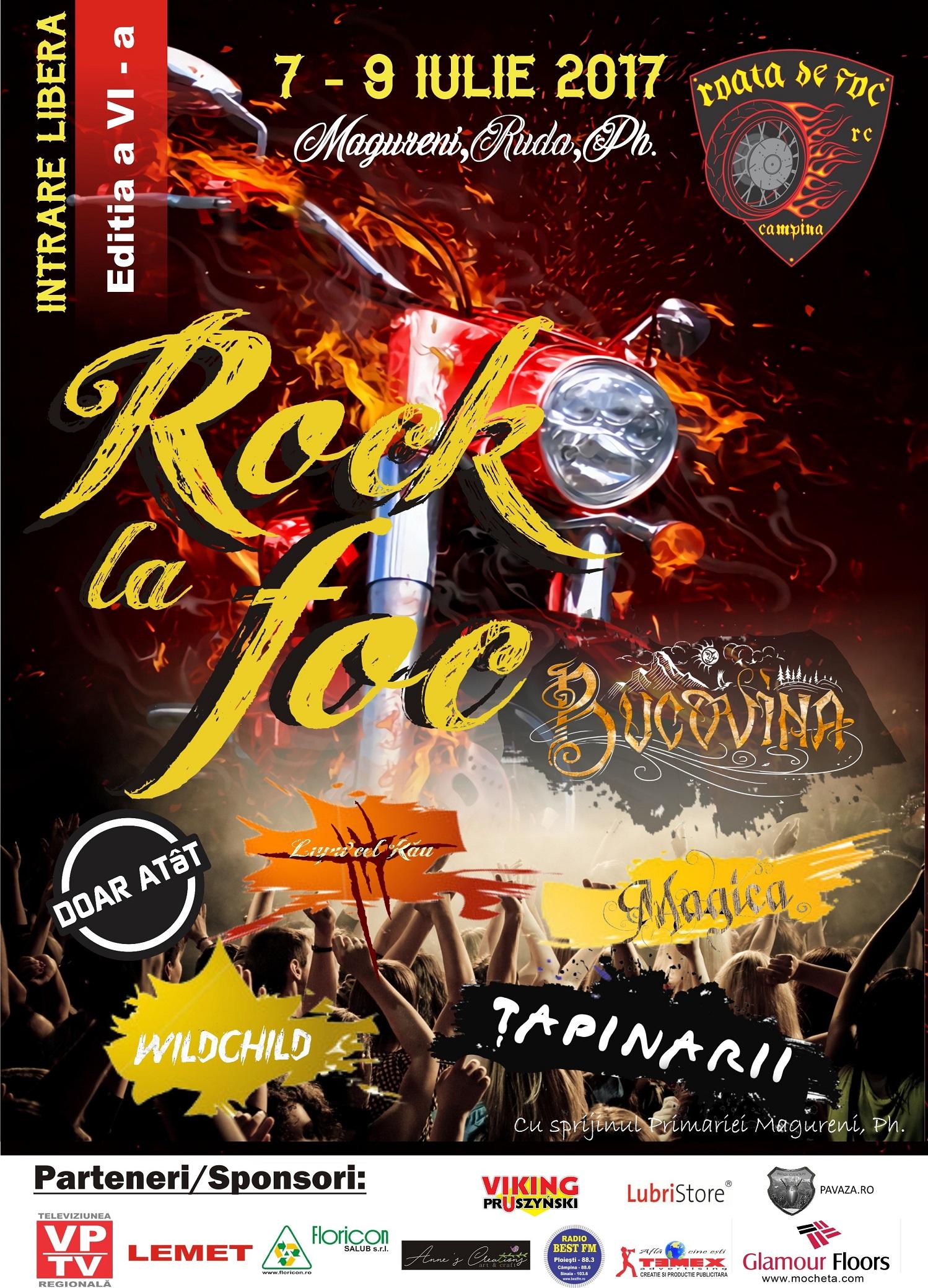 Rock la Foc 2017
