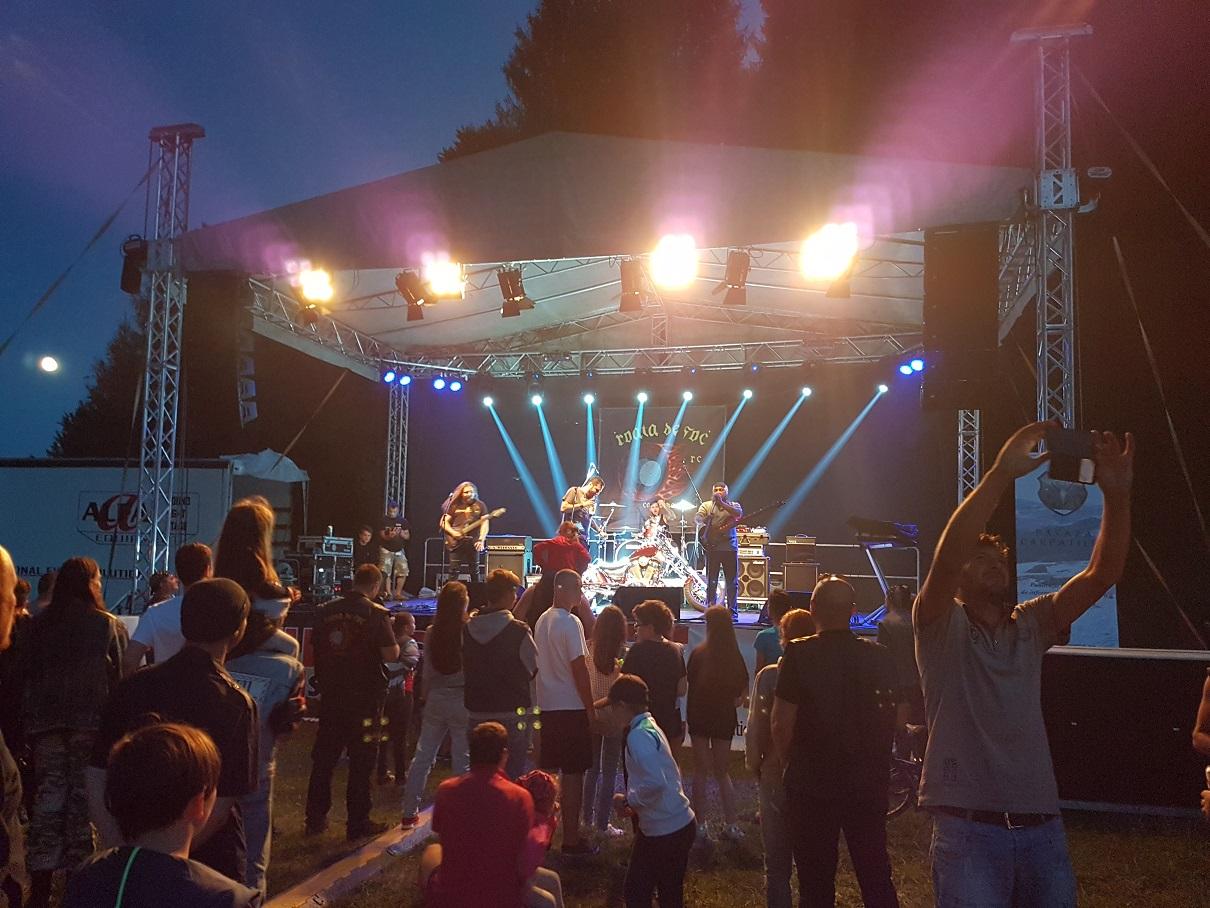 Concert - Roata de Foc 2017 foto Pavaza Carpatilor 19