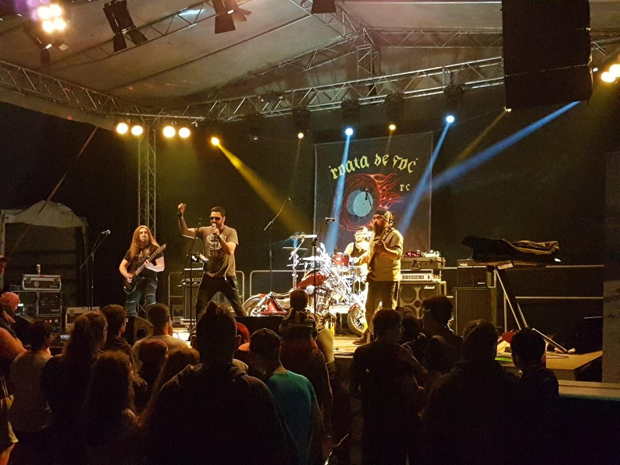 Concert - Roata de Foc 2017 foto Pavaza Carpatilor 23