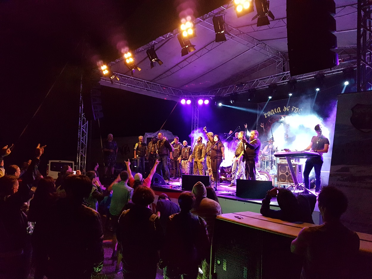 Concert - Roata de Foc 2017 foto Pavaza Carpatilor 31