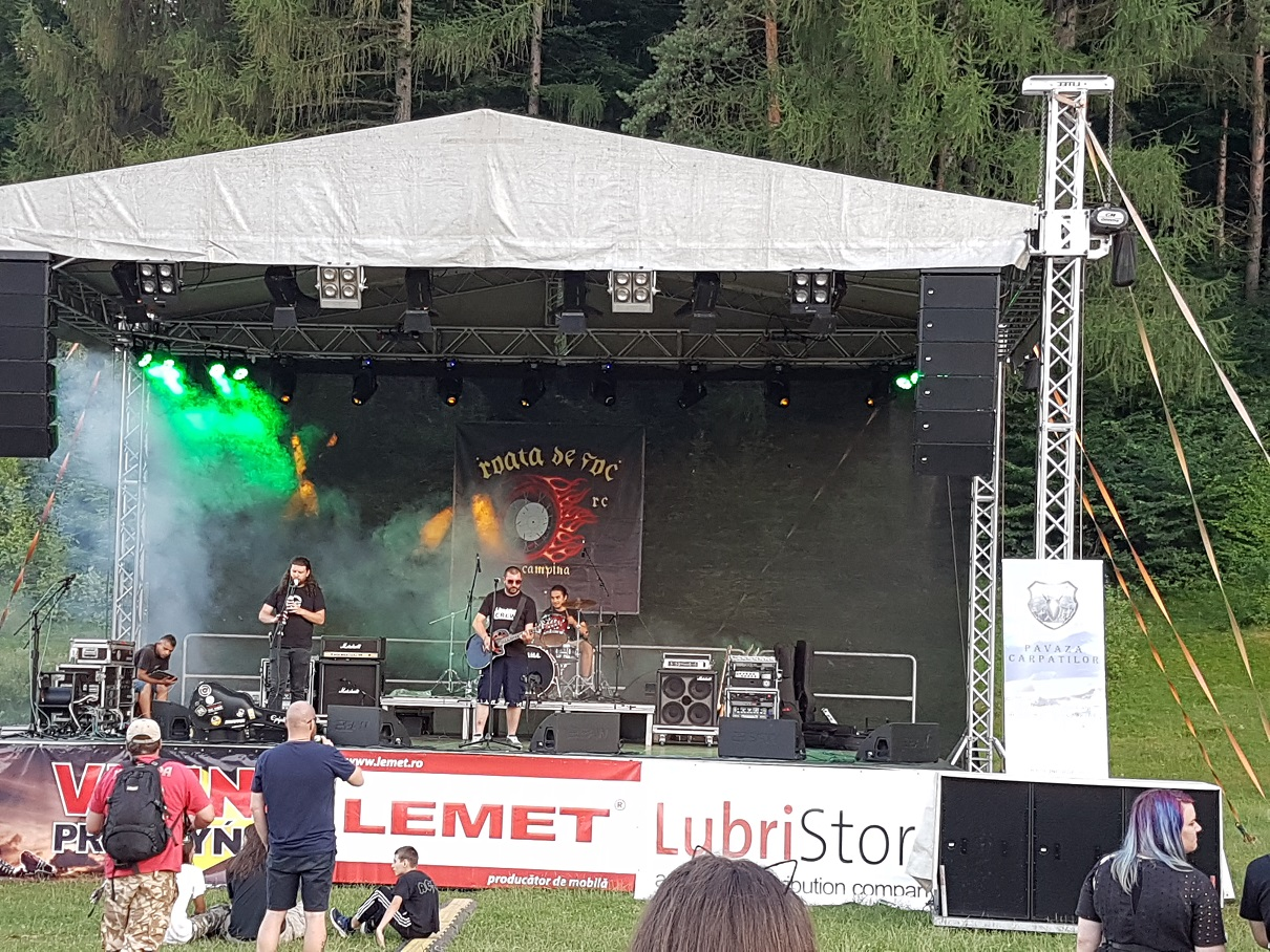 Concert - Roata de Foc 2017 foto pavaza carpatilor 4