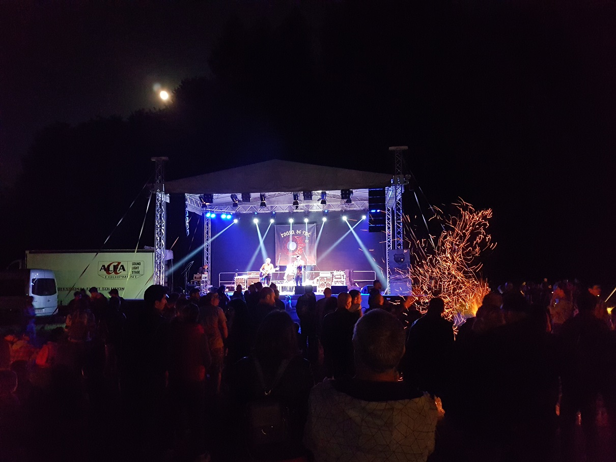 Concert - Roata de Foc 2017 foto pavaza carpatilor 8