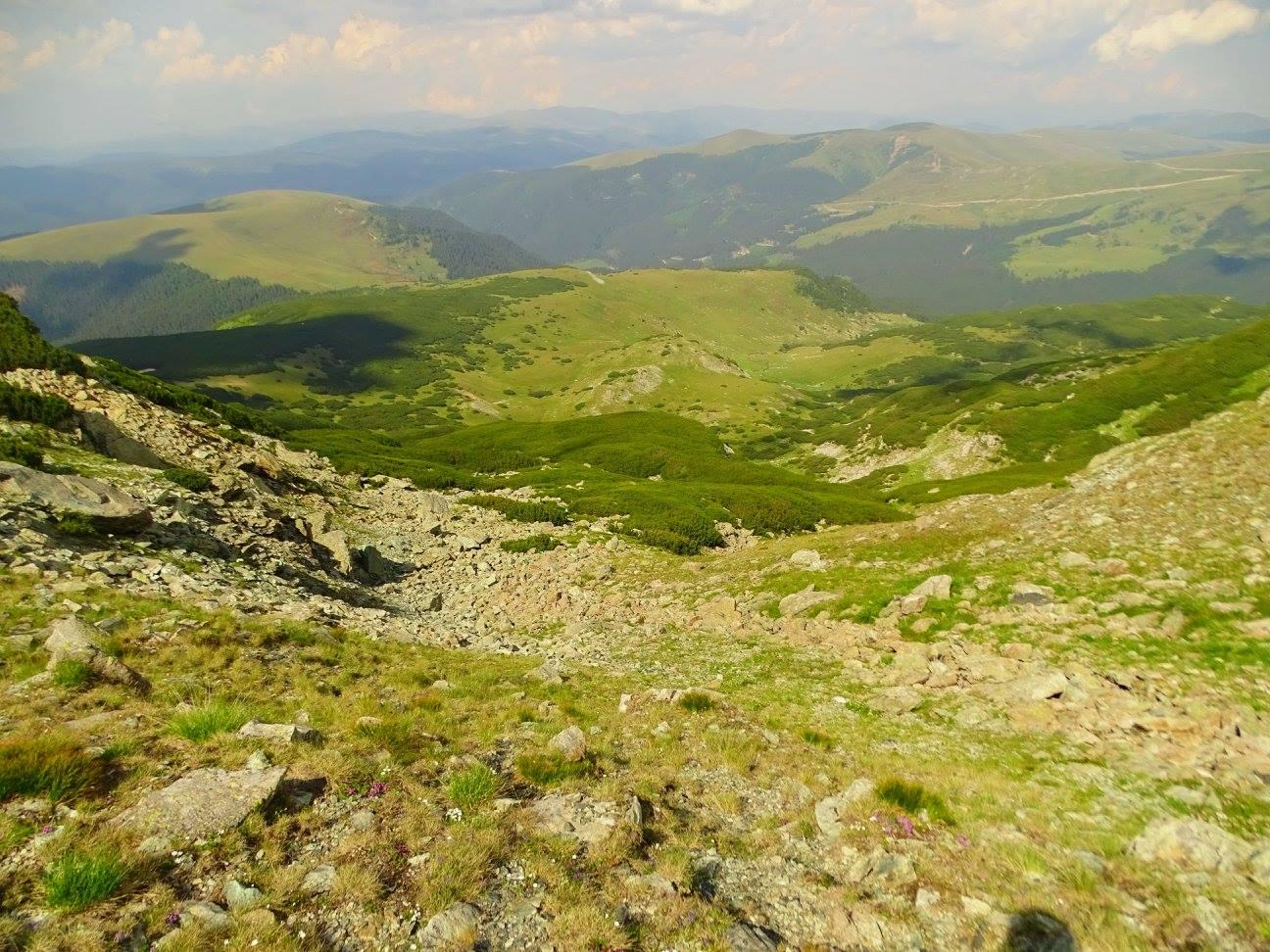 traseele din Masivul Parâng cu Ștafeta Munților -imagine_comunicat