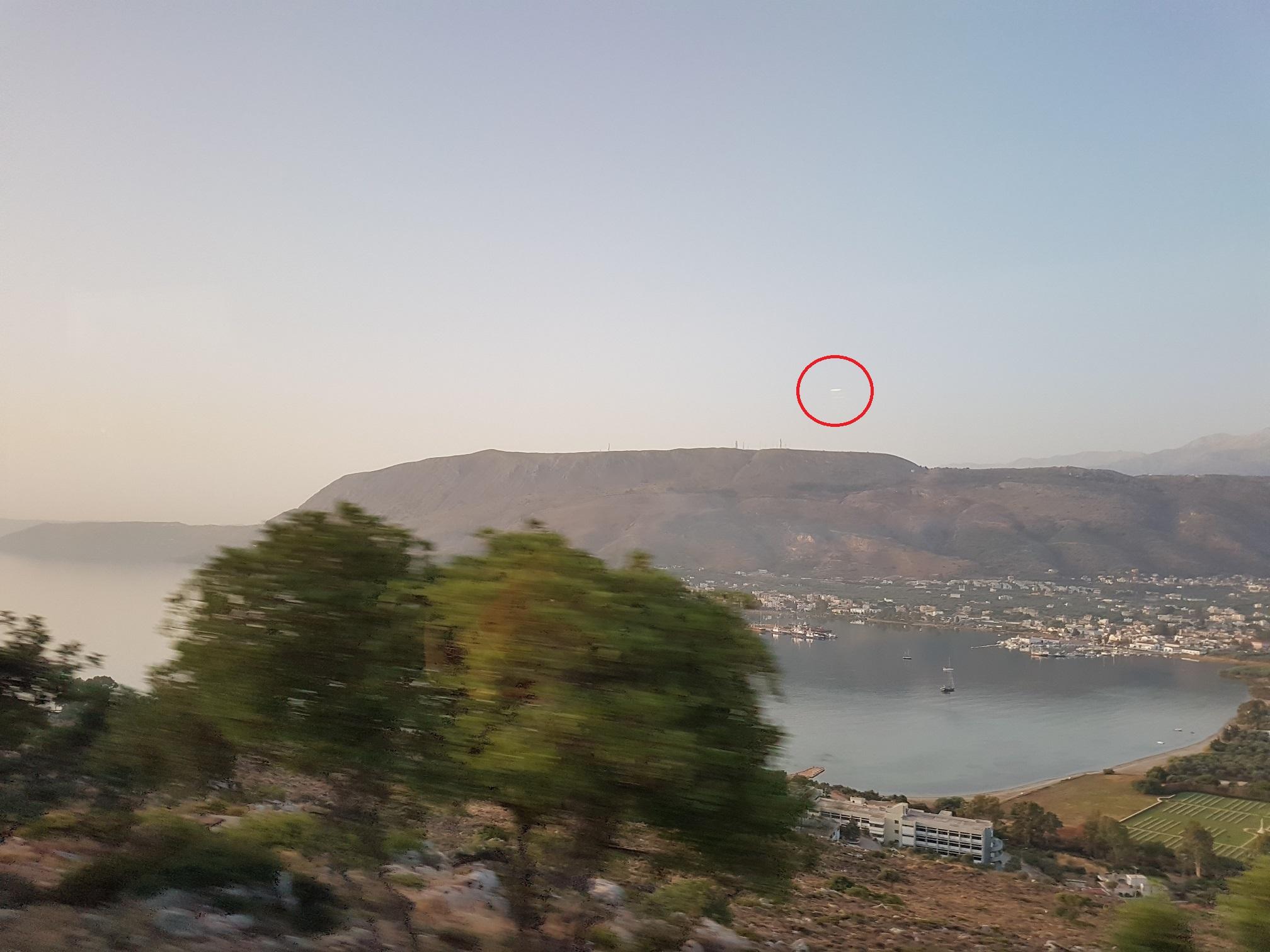 OZN - Creta - Grecia