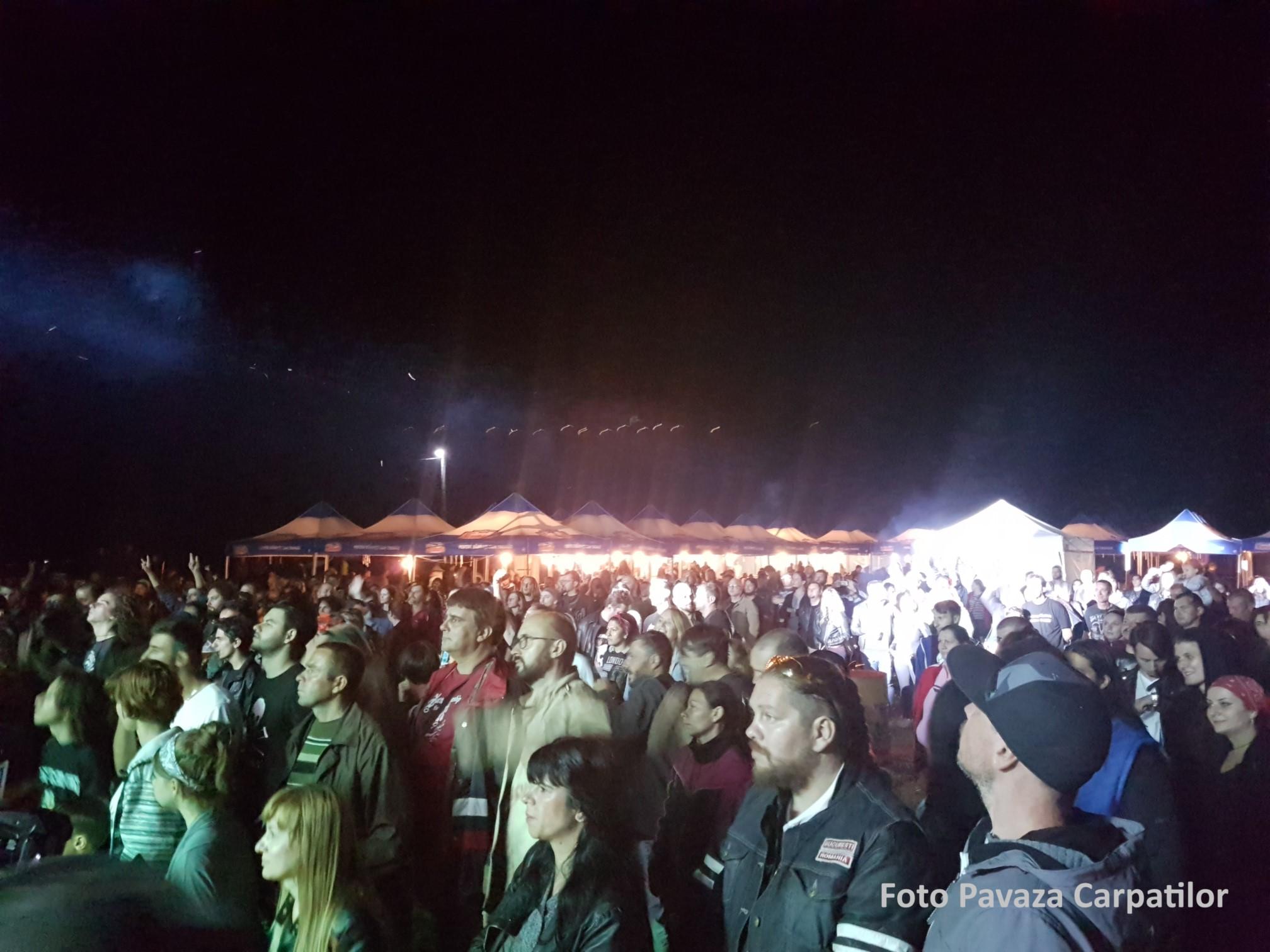 Concert a doua zi - rock la foc 2018..
