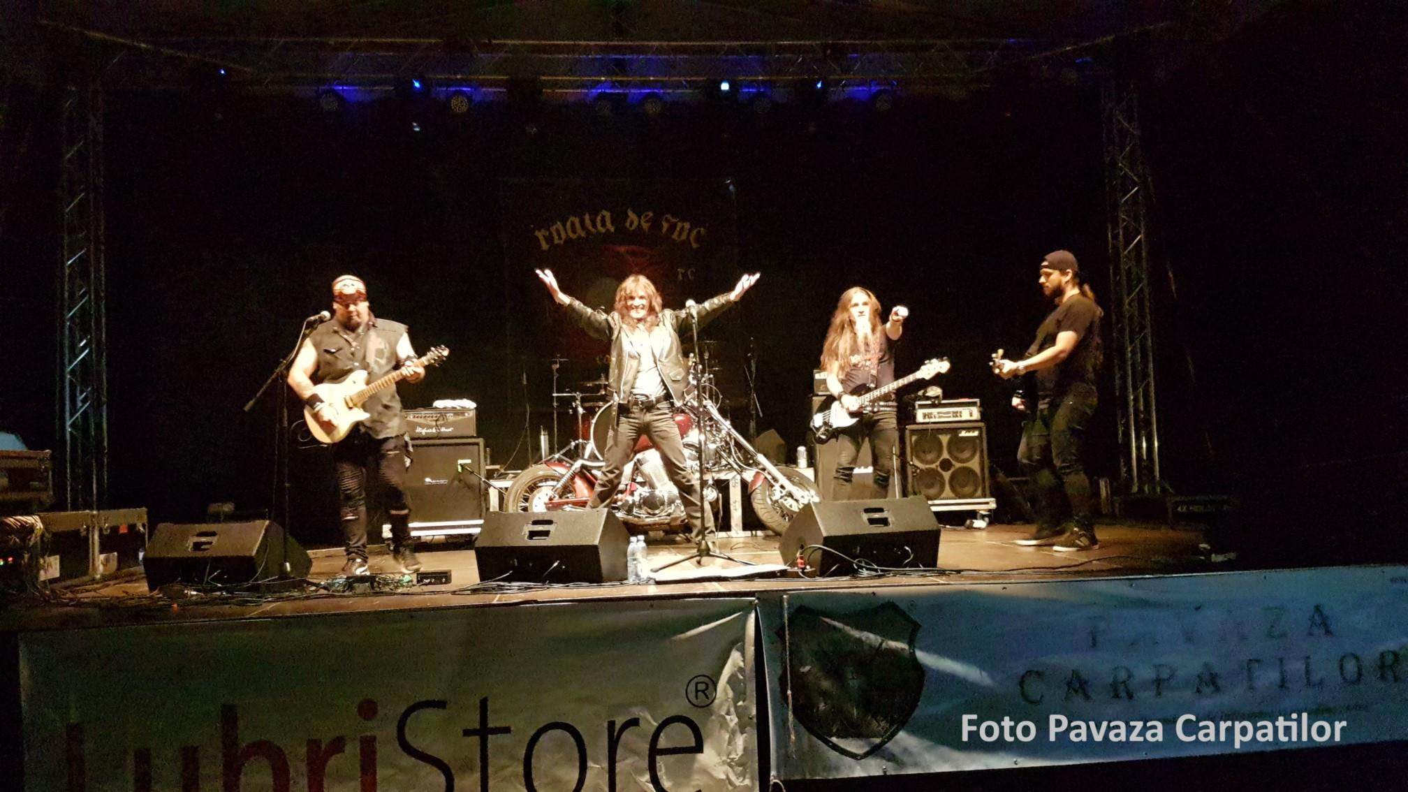 Concert rock - Magureni Rock la foc