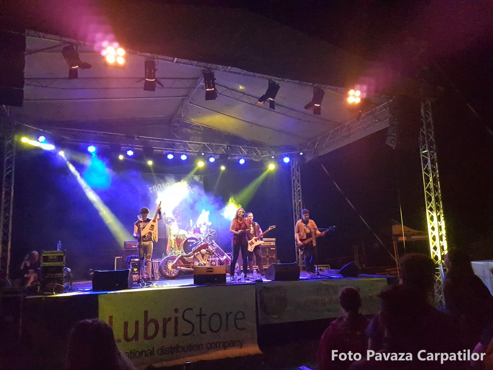 Concert rock prima zi Ruda