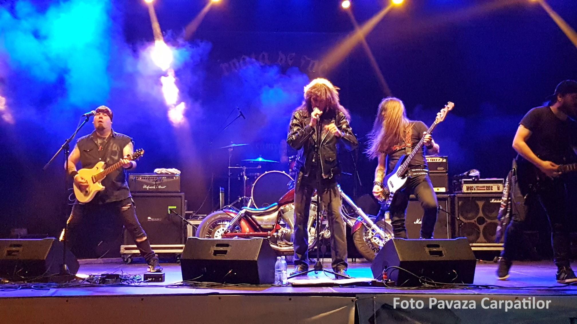 Kempes - concert Rock la foc 2018
