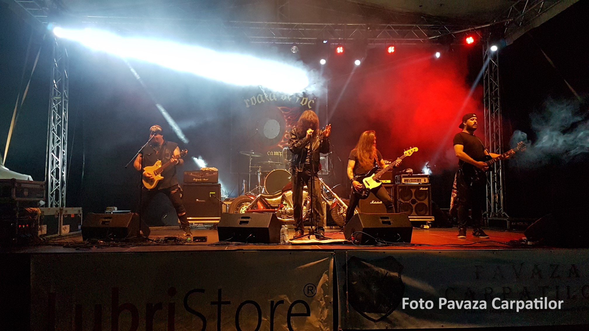 Kempes- concert Rock la foc 2018