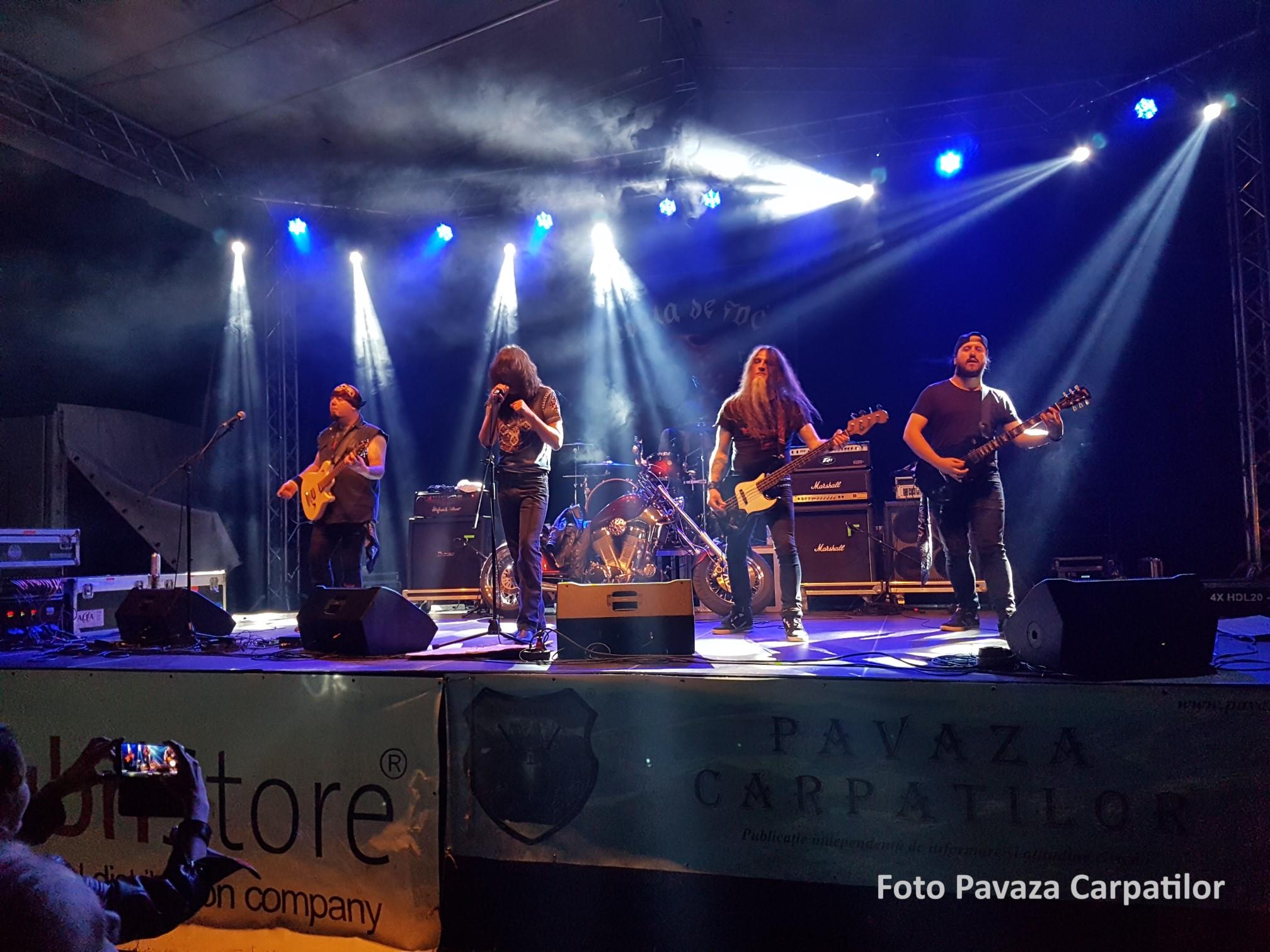 Kempes- rock la foc 2018 - concert Ruda - Magureni