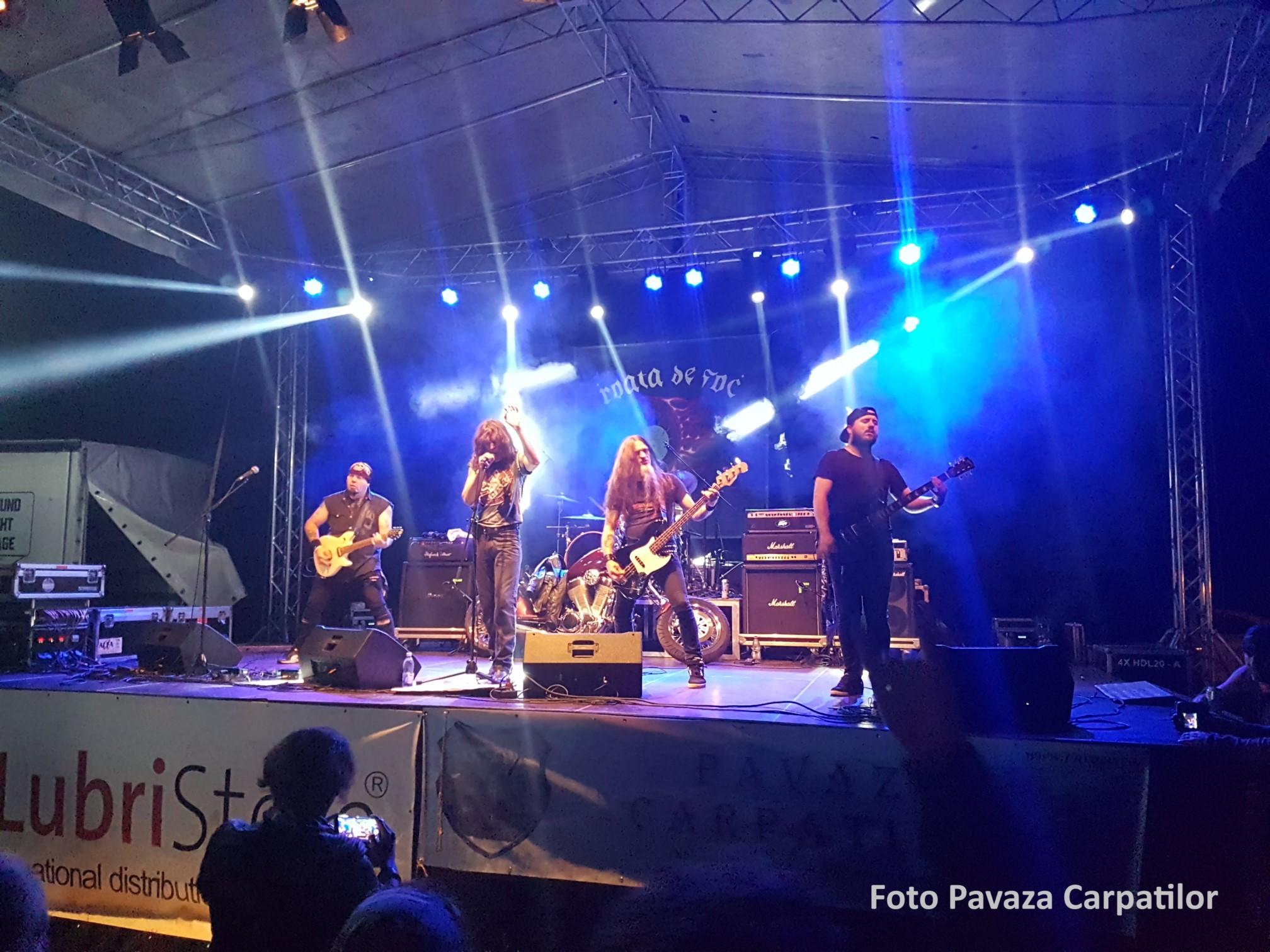 Kempes - rock la foc - Magureni