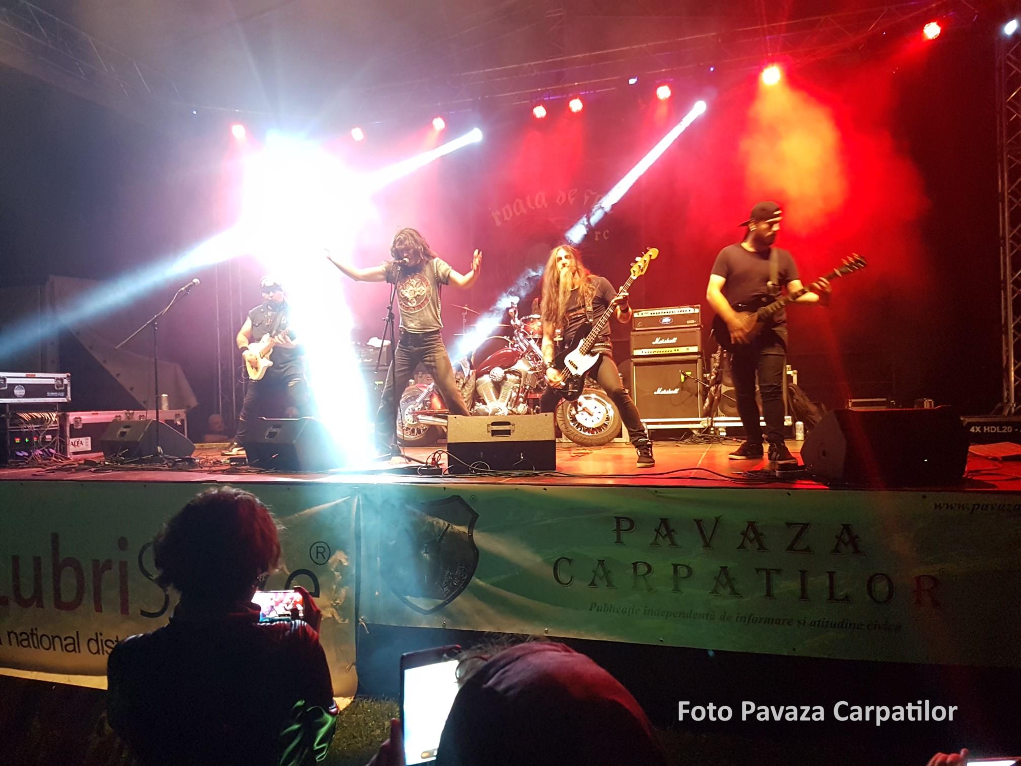 Rock - concert a doua zi
