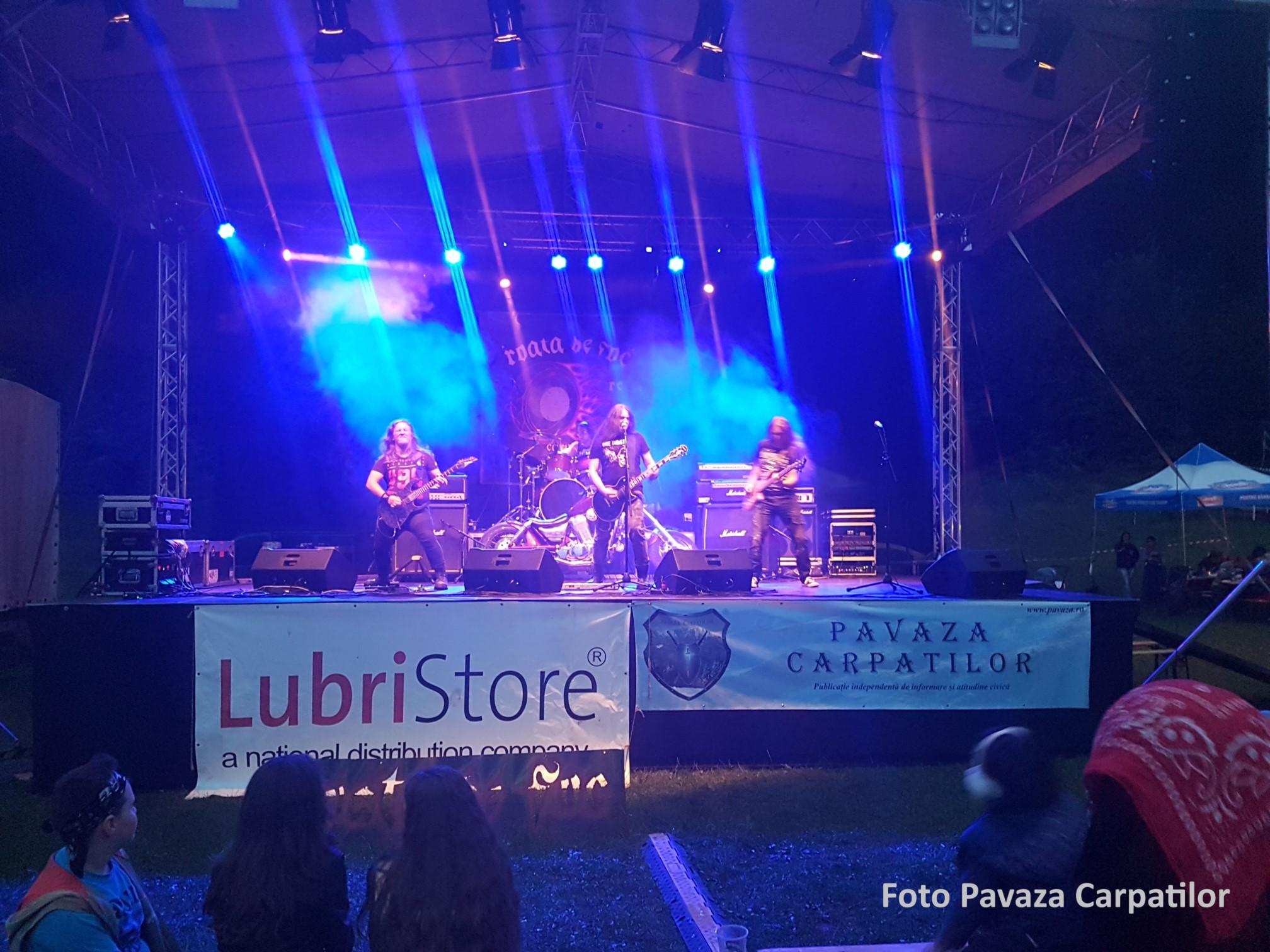 Rock la Foc 2018 - concert a doua zi