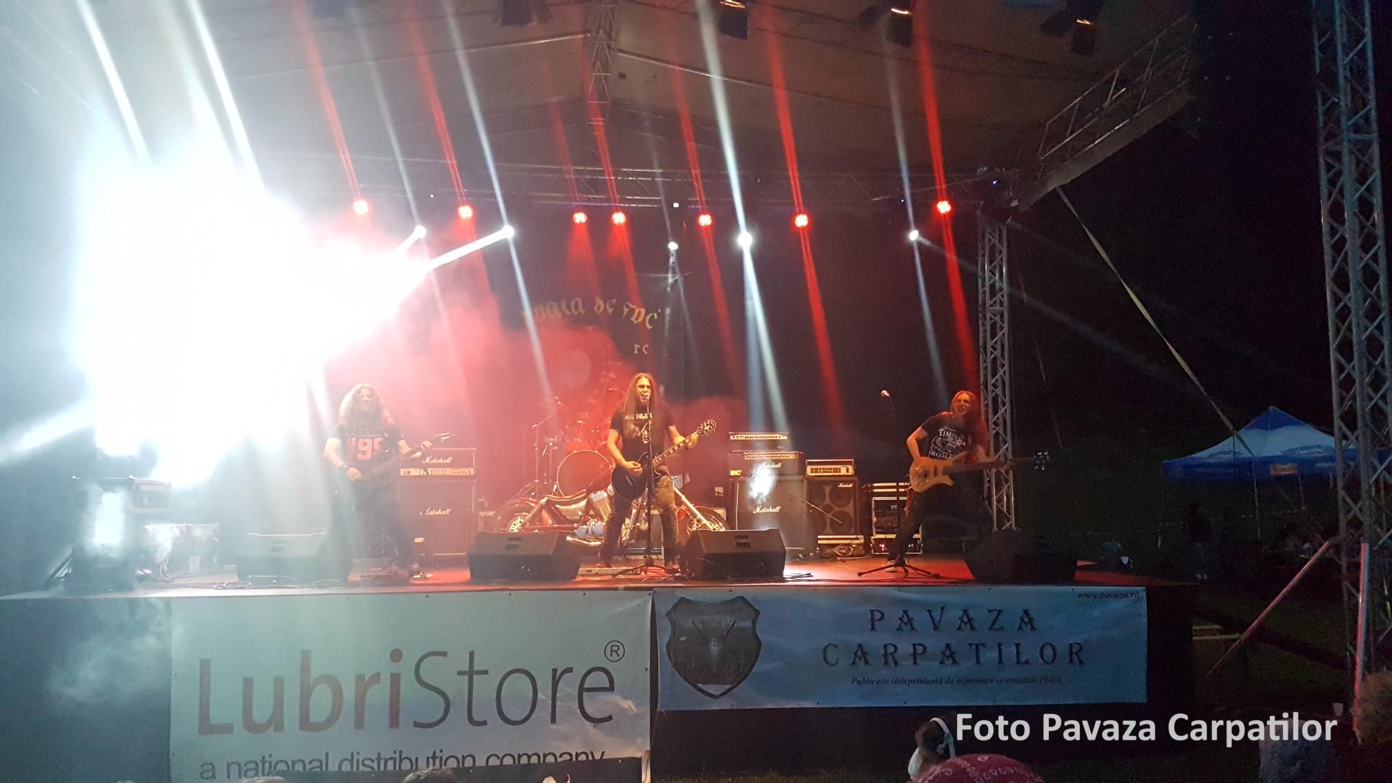 Rock la Foc 2018 - concert rock