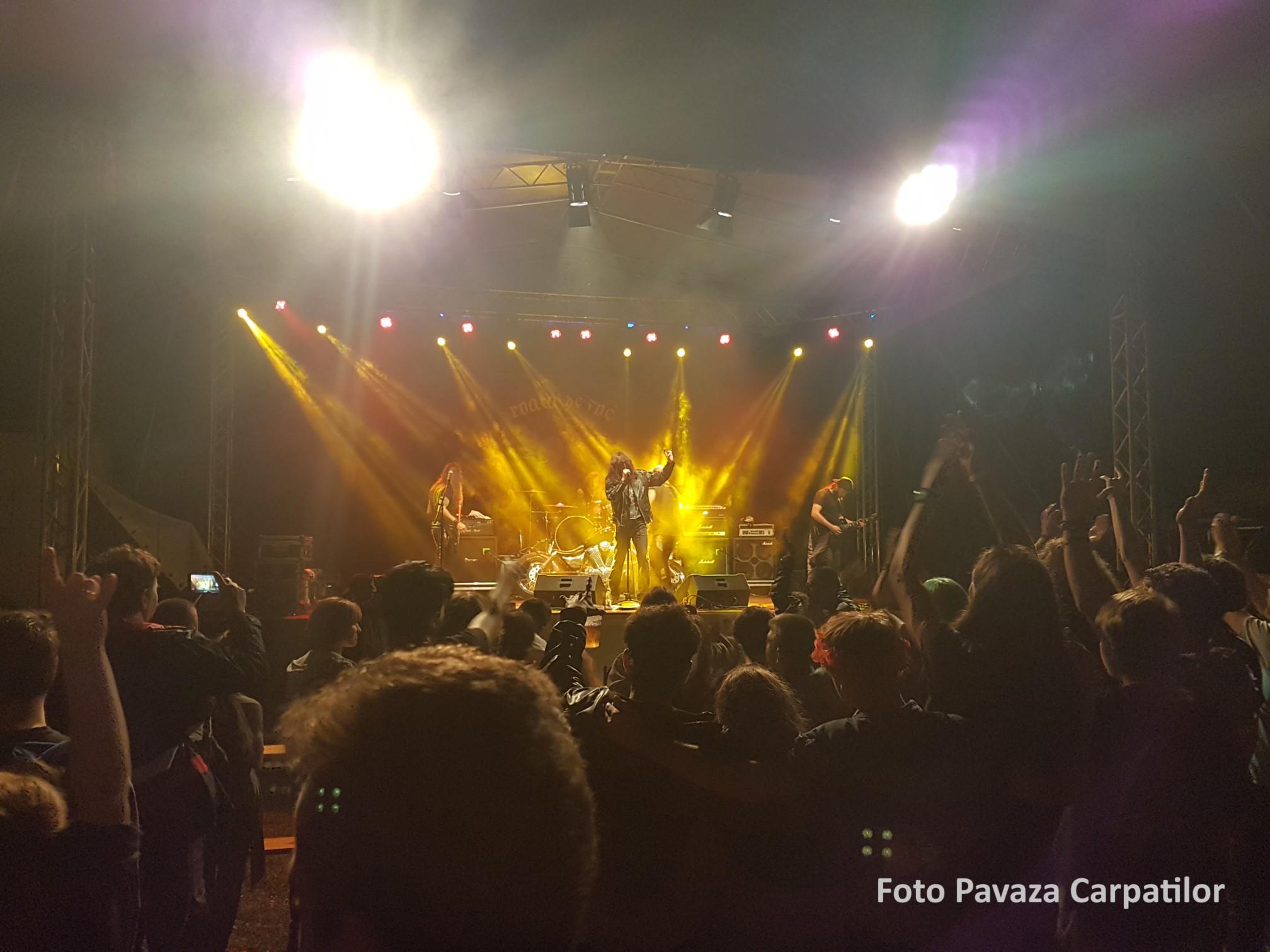 Rock la Foc --2018 - concert rock