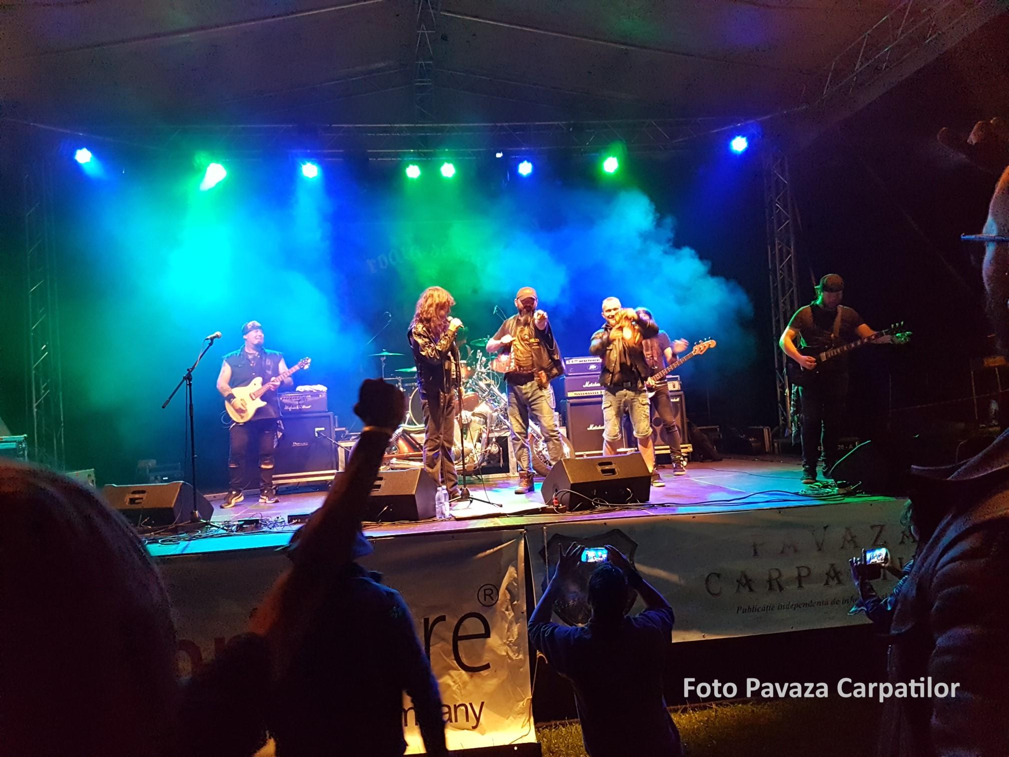 Rock la Foc 2018 -concert...a doua zi