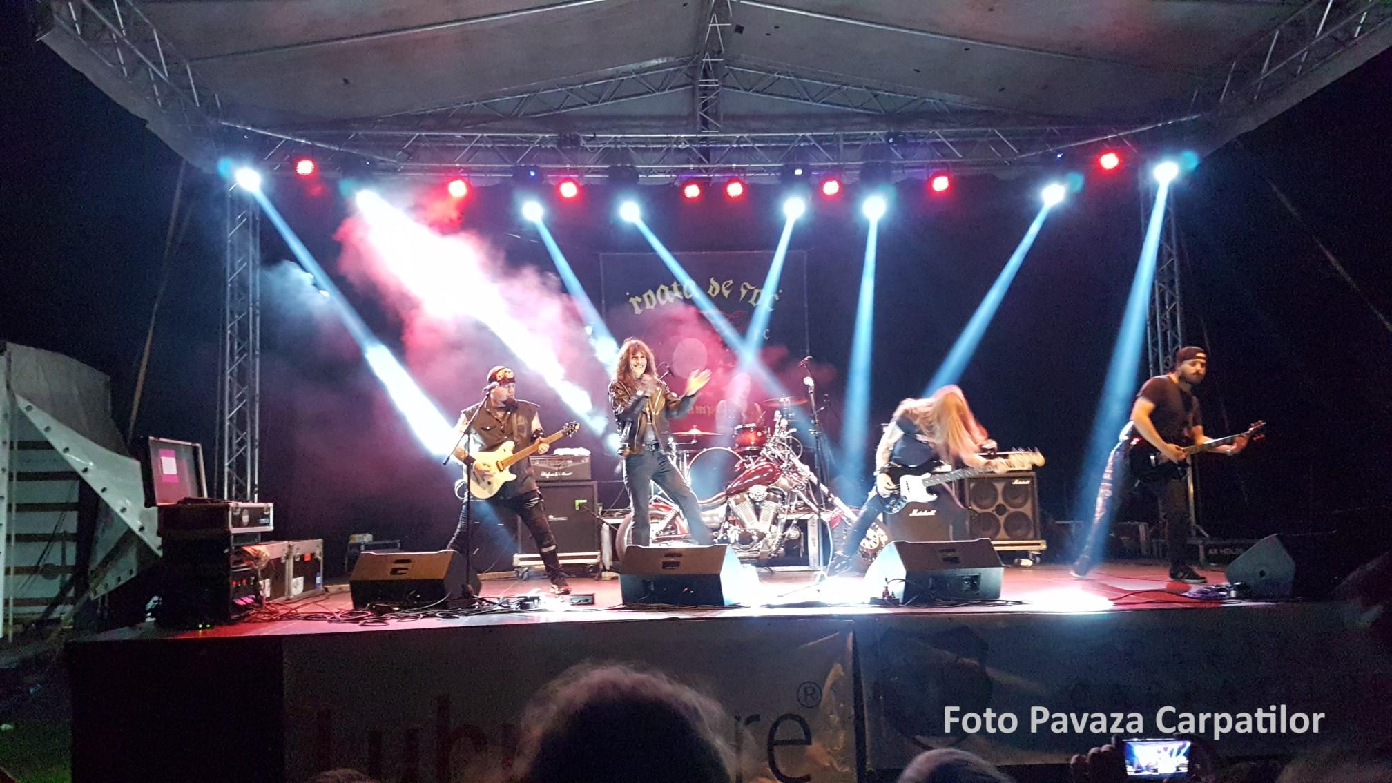 Rock la Foc 2018 super concert Kempes