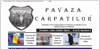 Revista presei - Pavaza Carpatilor www.pavaza.ro
